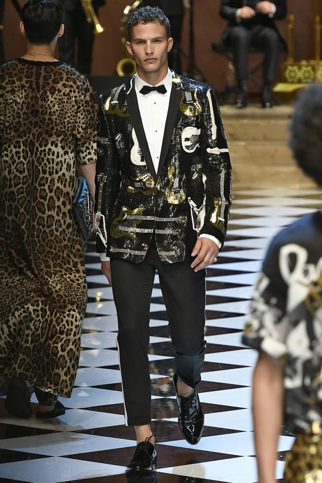 dolce e gabbana, milan fashion week, fashion show, desfile masculino, desfile milão, coleção masculina, review, alex cursino, moda sem censura, blog de moda, blogger, influencer, (45)