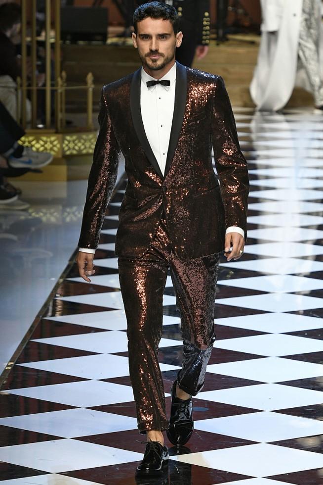 dolce e gabbana, milan fashion week, fashion show, desfile masculino, desfile milão, coleção masculina, review, alex cursino, moda sem censura, blog de moda, blogger, influencer, (78)