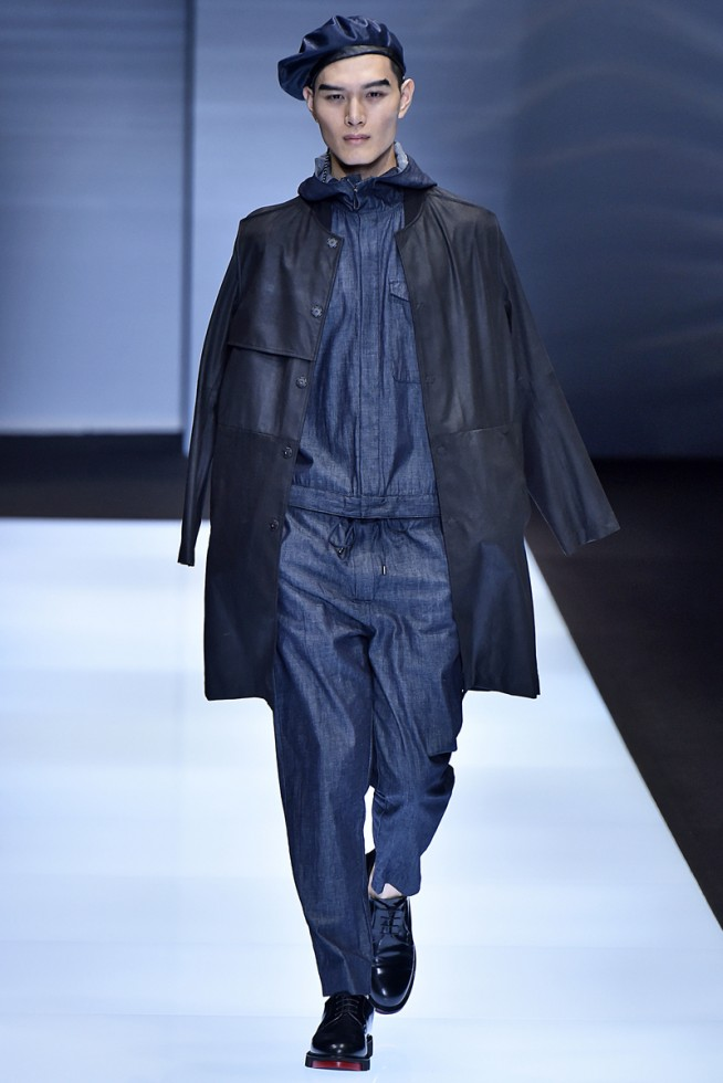 emporio armani, milan fashion week, fashion show, desfile masculino, coleção masculina, review, alex cursino, moda sem censura (11)