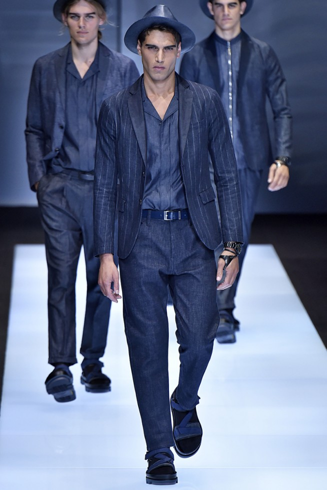 emporio armani, milan fashion week, fashion show, desfile masculino, coleção masculina, review, alex cursino, moda sem censura (12)
