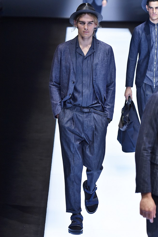 emporio armani, milan fashion week, fashion show, desfile masculino, coleção masculina, review, alex cursino, moda sem censura (13)
