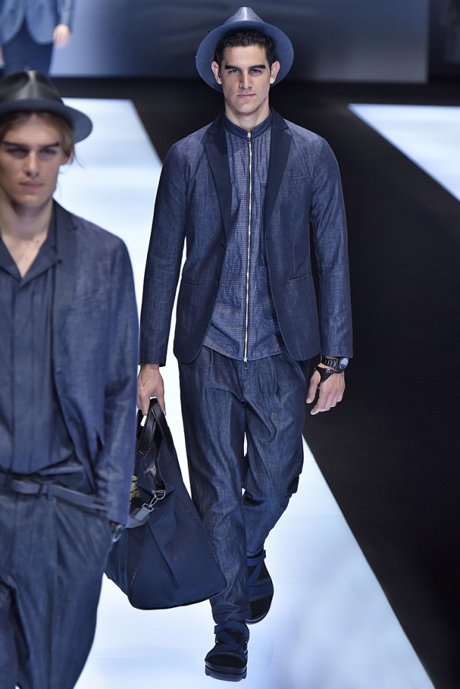 emporio armani, milan fashion week, fashion show, desfile masculino, coleção masculina, review, alex cursino, moda sem censura (14)