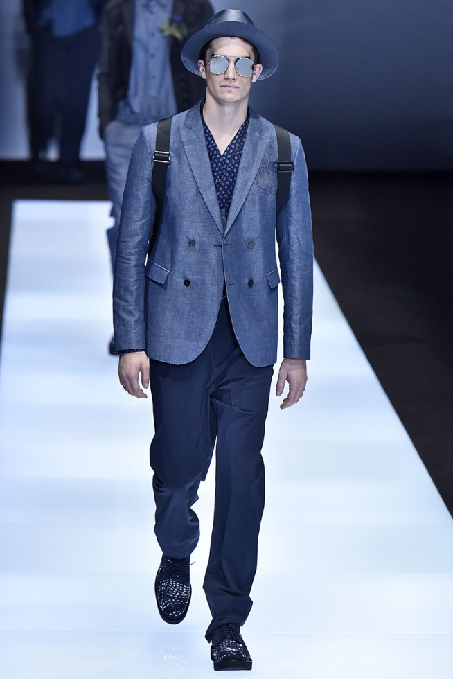 emporio armani, milan fashion week, fashion show, desfile masculino, coleção masculina, review, alex cursino, moda sem censura (15)