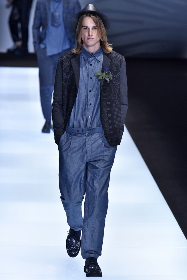 emporio armani, milan fashion week, fashion show, desfile masculino, coleção masculina, review, alex cursino, moda sem censura (16)