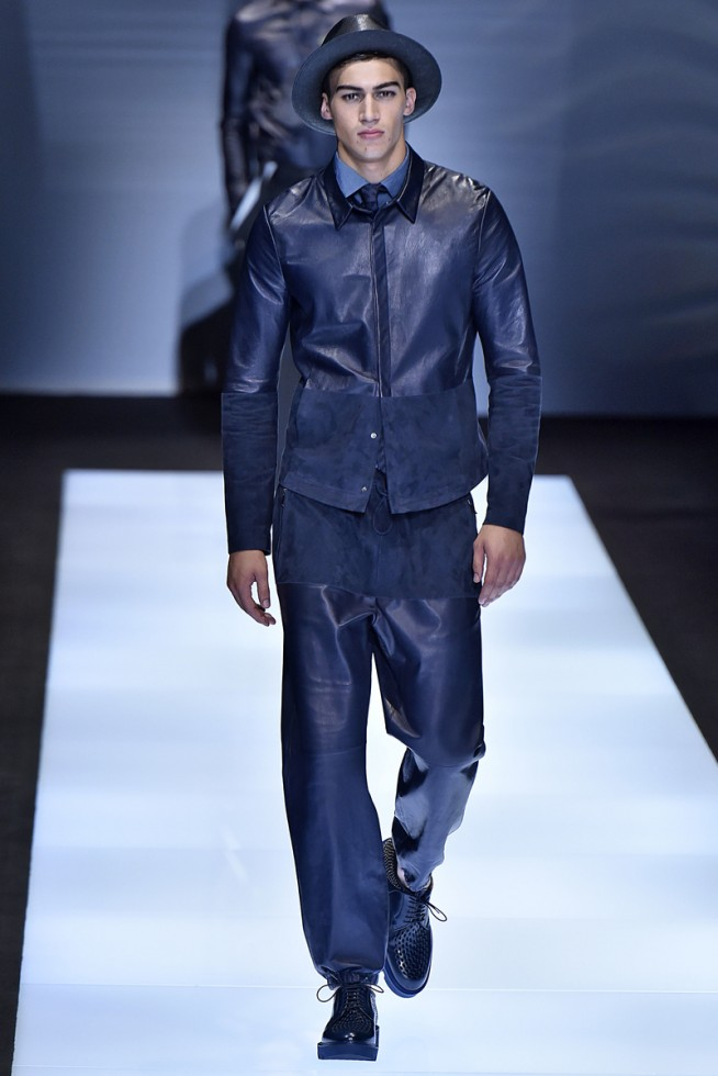 emporio armani, milan fashion week, fashion show, desfile masculino, coleção masculina, review, alex cursino, moda sem censura (18)