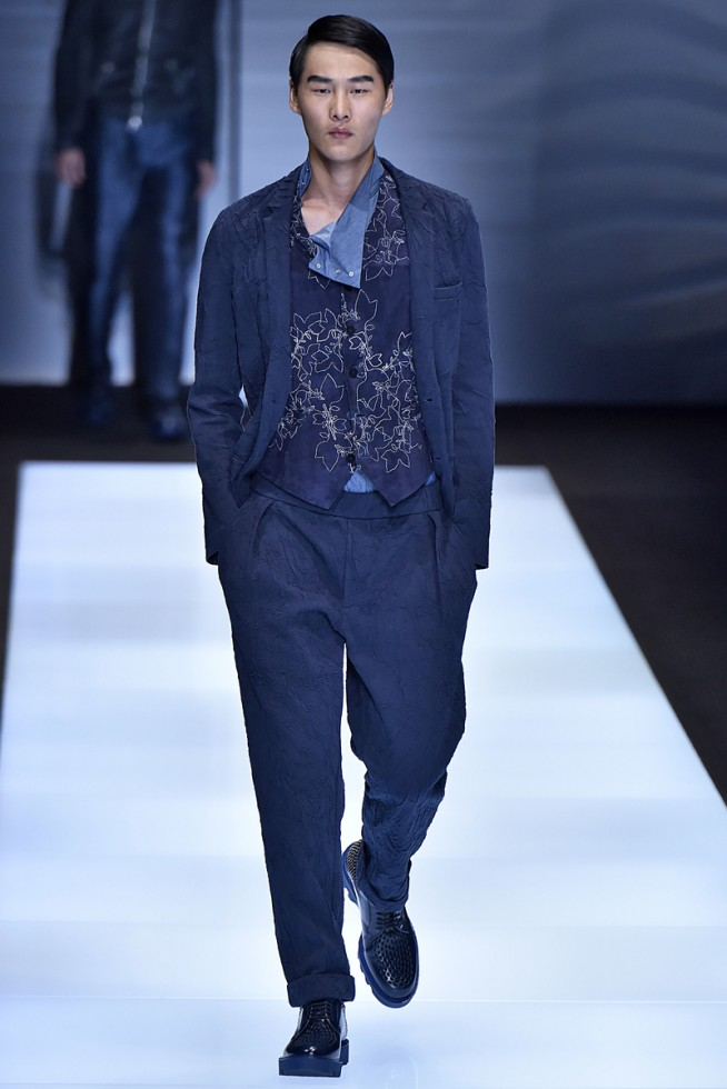 emporio armani, milan fashion week, fashion show, desfile masculino, coleção masculina, review, alex cursino, moda sem censura (21)