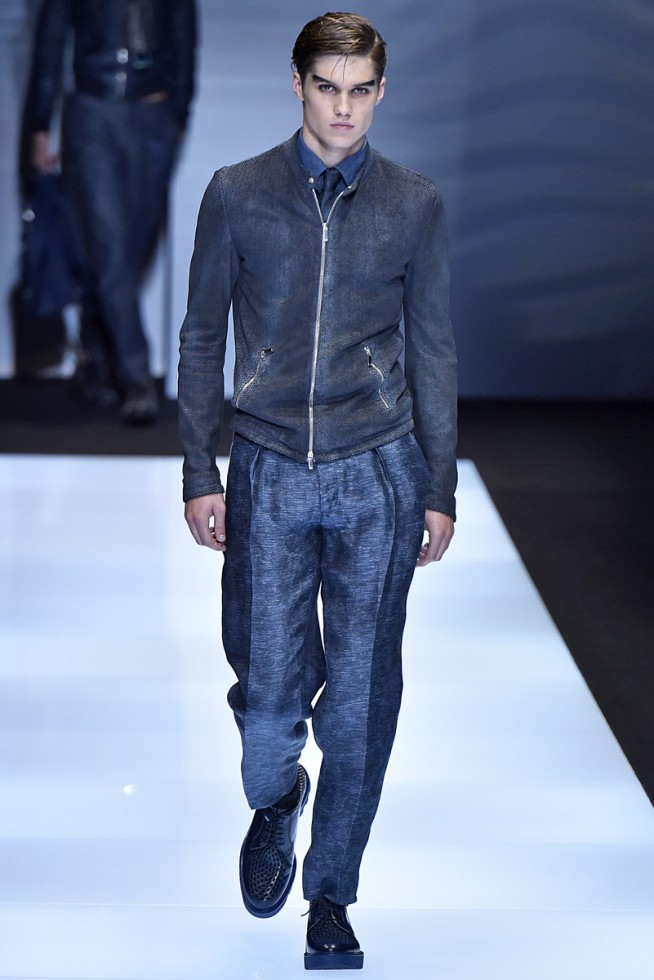 emporio armani, milan fashion week, fashion show, desfile masculino, coleção masculina, review, alex cursino, moda sem censura (22)