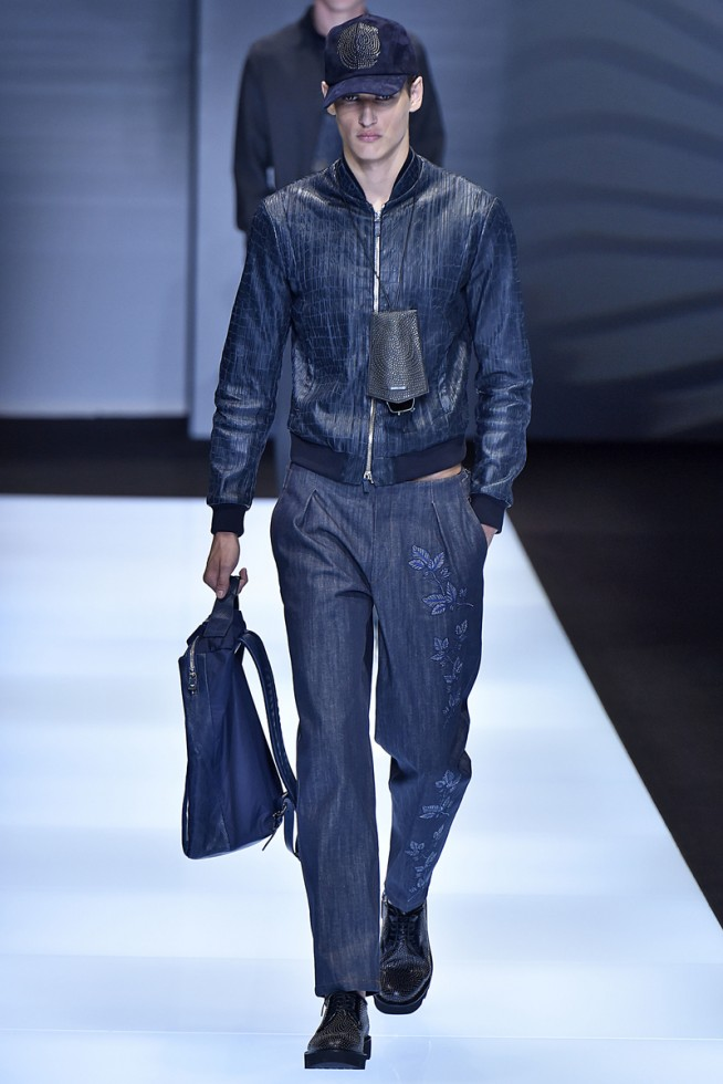 emporio armani, milan fashion week, fashion show, desfile masculino, coleção masculina, review, alex cursino, moda sem censura (23)