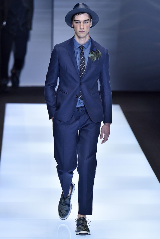 emporio armani, milan fashion week, fashion show, desfile masculino, coleção masculina, review, alex cursino, moda sem censura (25)