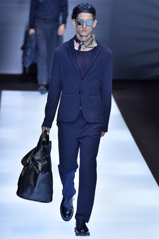 emporio armani, milan fashion week, fashion show, desfile masculino, coleção masculina, review, alex cursino, moda sem censura (27)