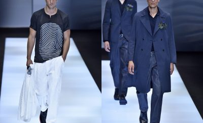emporio armani, milan fashion week, fashion show, desfile masculino, coleção masculina, review, alex cursino, moda sem censura (3)