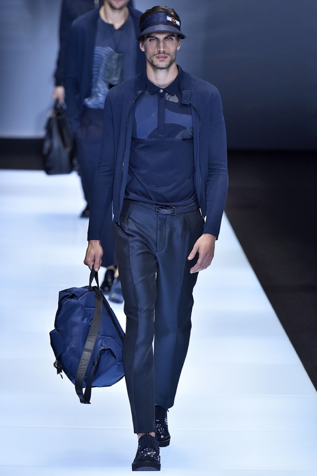 emporio armani, milan fashion week, fashion show, desfile masculino, coleção masculina, review, alex cursino, moda sem censura (30)