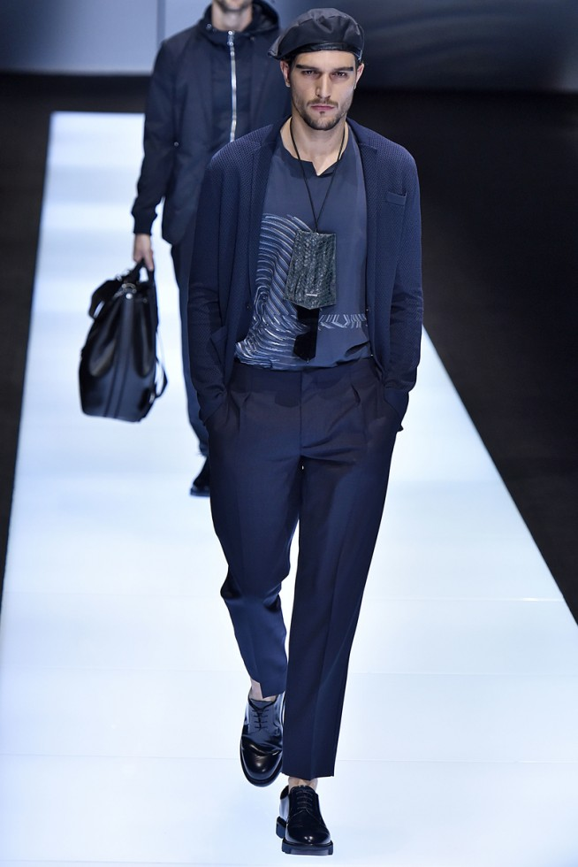 emporio armani, milan fashion week, fashion show, desfile masculino, coleção masculina, review, alex cursino, moda sem censura (31)
