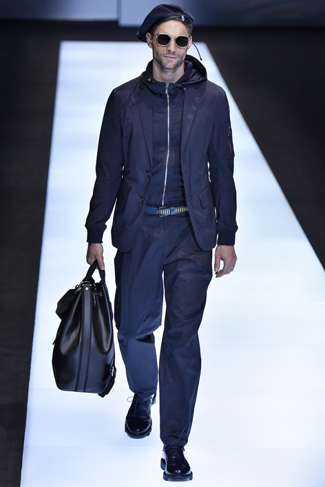 emporio armani, milan fashion week, fashion show, desfile masculino, coleção masculina, review, alex cursino, moda sem censura (32)