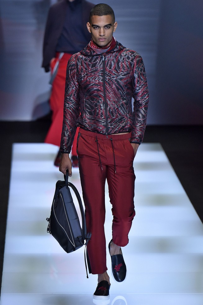 emporio armani, milan fashion week, fashion show, desfile masculino, coleção masculina, review, alex cursino, moda sem censura (34)