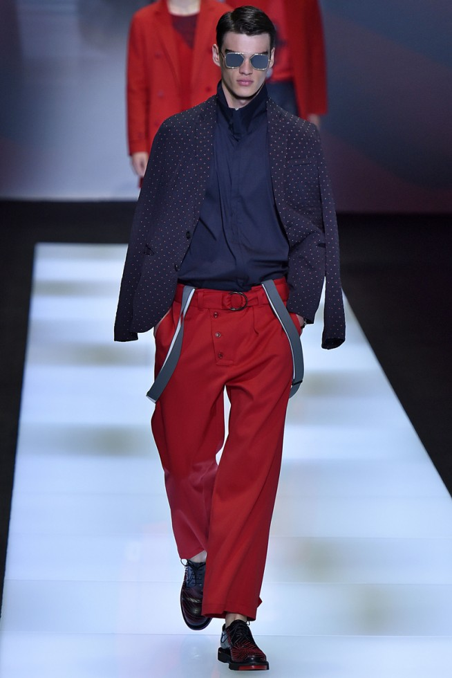 emporio armani, milan fashion week, fashion show, desfile masculino, coleção masculina, review, alex cursino, moda sem censura (35)
