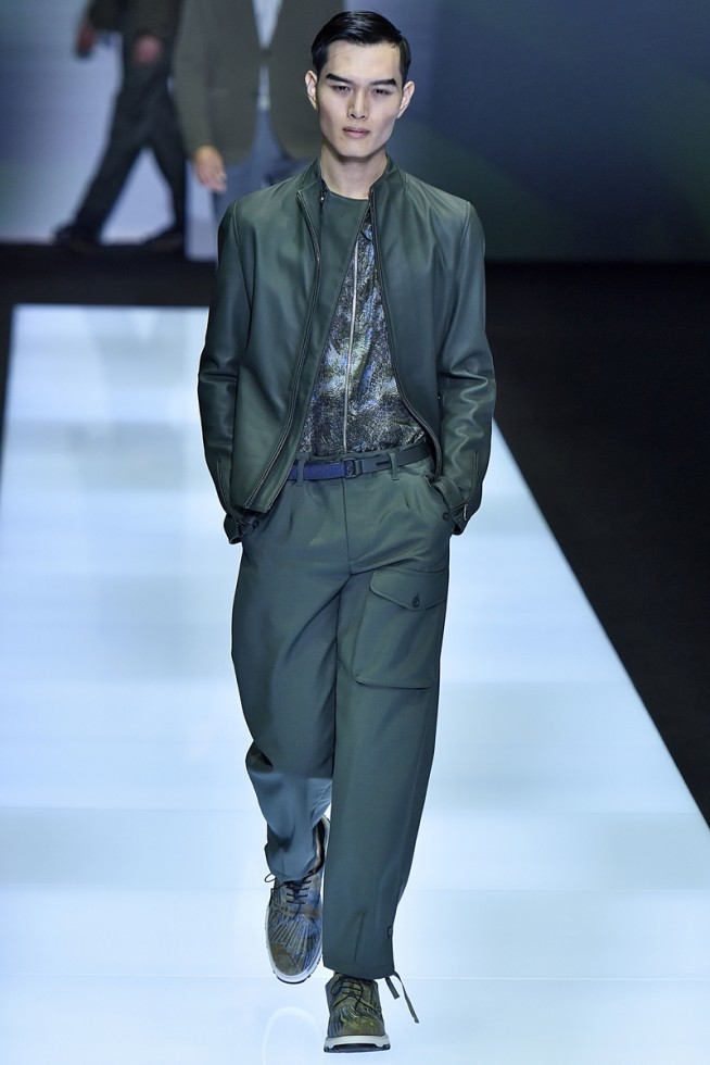 emporio armani, milan fashion week, fashion show, desfile masculino, coleção masculina, review, alex cursino, moda sem censura (45)