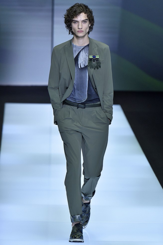 emporio armani, milan fashion week, fashion show, desfile masculino, coleção masculina, review, alex cursino, moda sem censura (48)