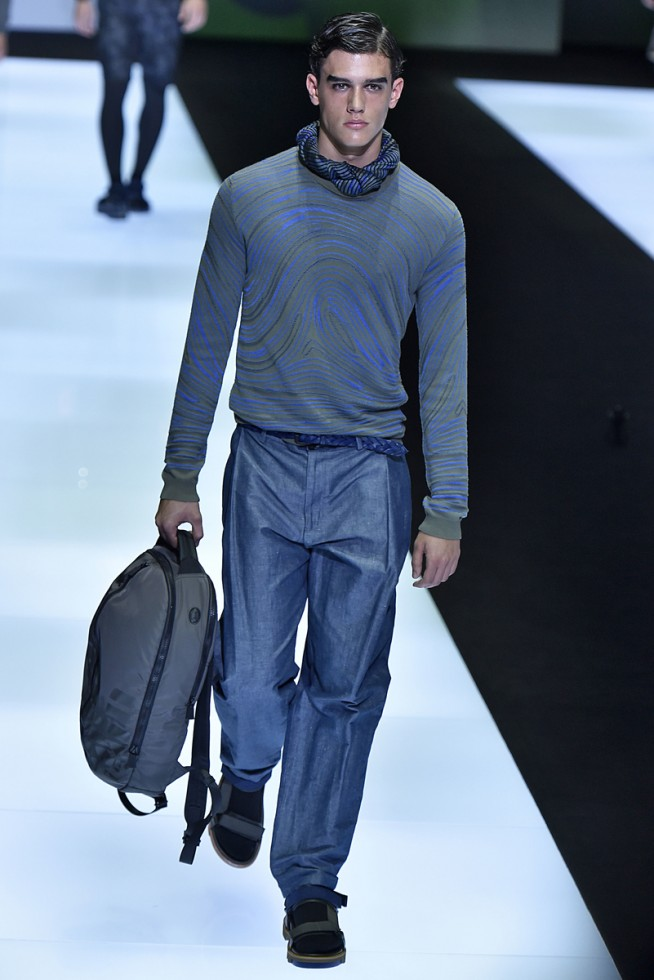 emporio armani, milan fashion week, fashion show, desfile masculino, coleção masculina, review, alex cursino, moda sem censura (56)