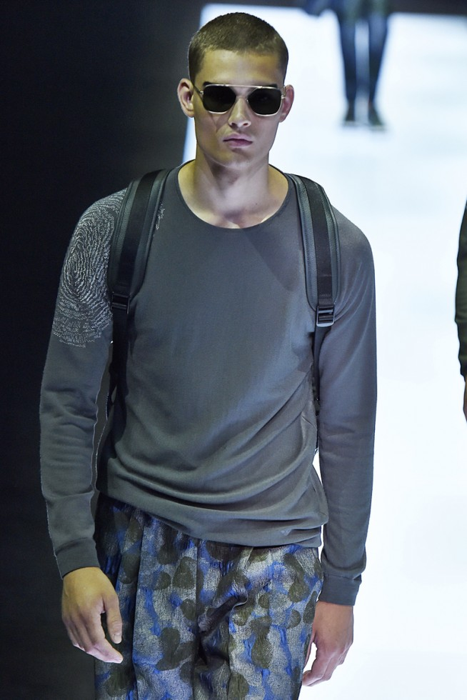 emporio armani, milan fashion week, fashion show, desfile masculino, coleção masculina, review, alex cursino, moda sem censura (59)