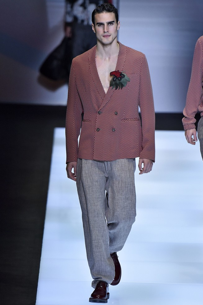 emporio armani, milan fashion week, fashion show, desfile masculino, coleção masculina, review, alex cursino, moda sem censura (69)