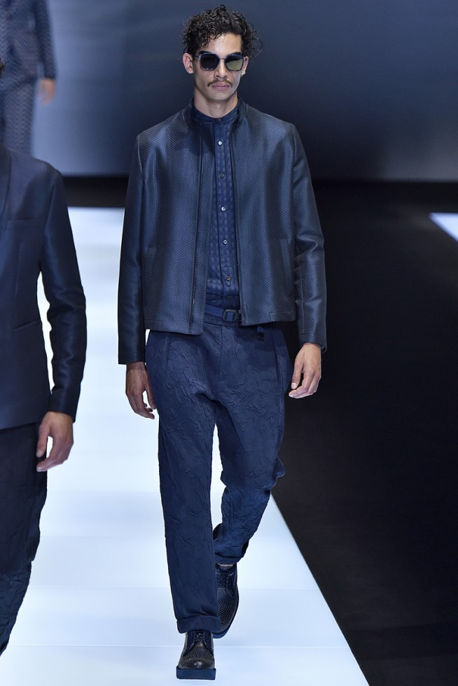 emporio armani, milan fashion week, fashion show, desfile masculino, coleção masculina, review, alex cursino, moda sem censura (8)