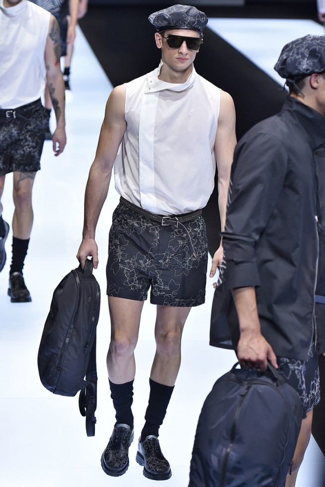 emporio armani, milan fashion week, fashion show, desfile masculino, coleção masculina, review, alex cursino, moda sem censura (84)