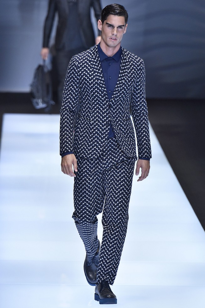 emporio armani, milan fashion week, fashion show, desfile masculino, coleção masculina, review, alex cursino, moda sem censura (9)