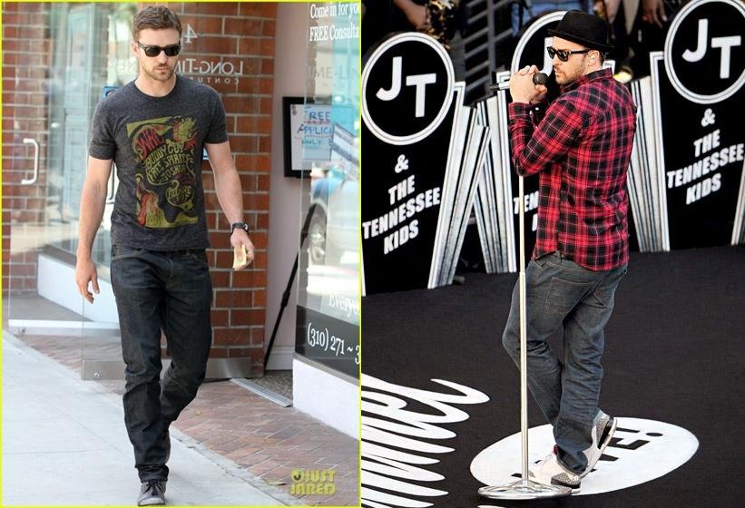 justin timberlake style, estilo do justin, dicas de moda, dicas de estilo, alex cursino, moda sem censura, como ser estiloso, look masculino, outfit for men, 3