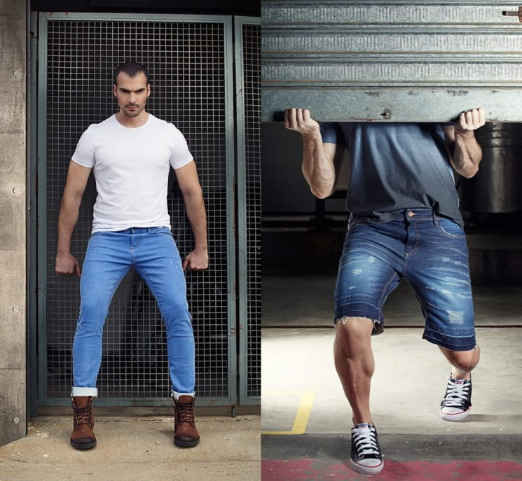 Marca de jeans dos anos 80 está de volta