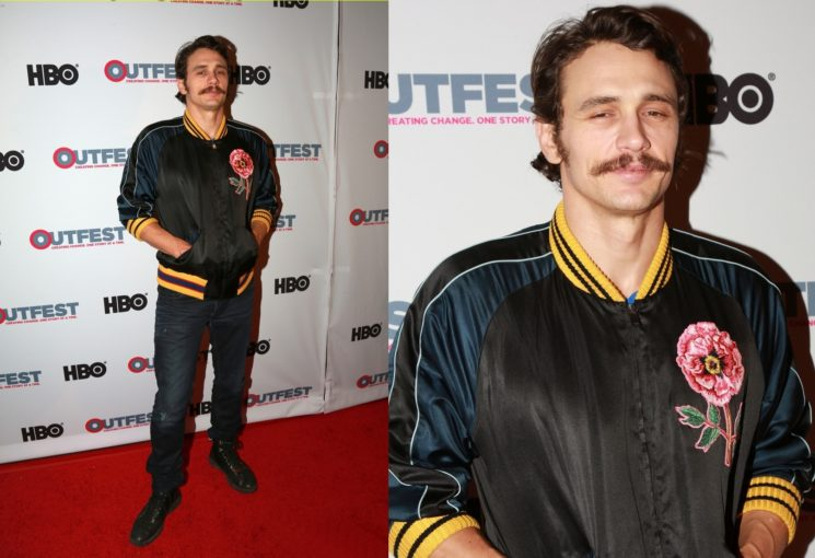 Outfit do dia #14: James Franco