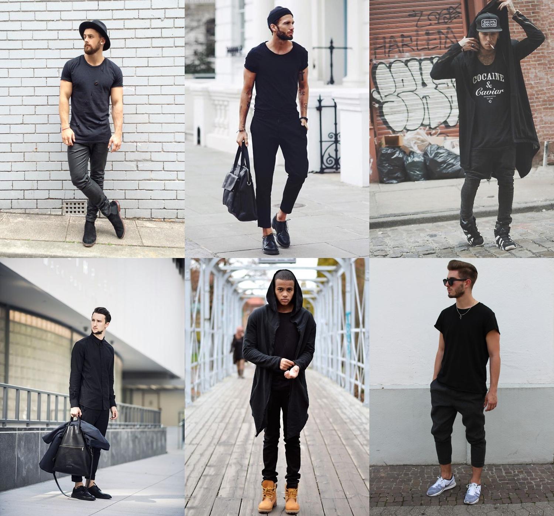 total preto, all balck, dicas de moda, dicas de estilo, alex cursino, como ter estilo, moda sem censura, youtuber, blog de moda masculina, mens, 2