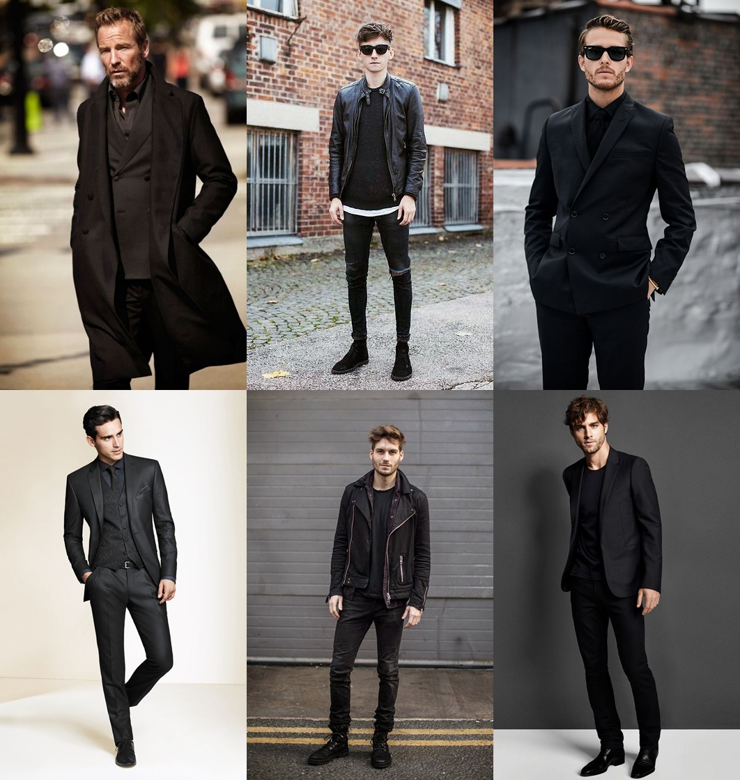 total preto, all balck, dicas de moda, dicas de estilo, alex cursino, como ter estilo, moda sem censura, youtuber, blog de moda masculina, mens,