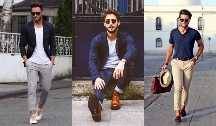3 calças indispensáveis para todo homem