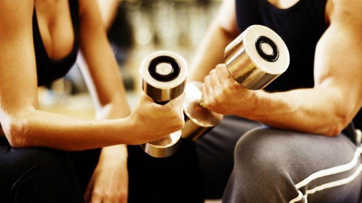 Levantar peso ajuda a emagrecer