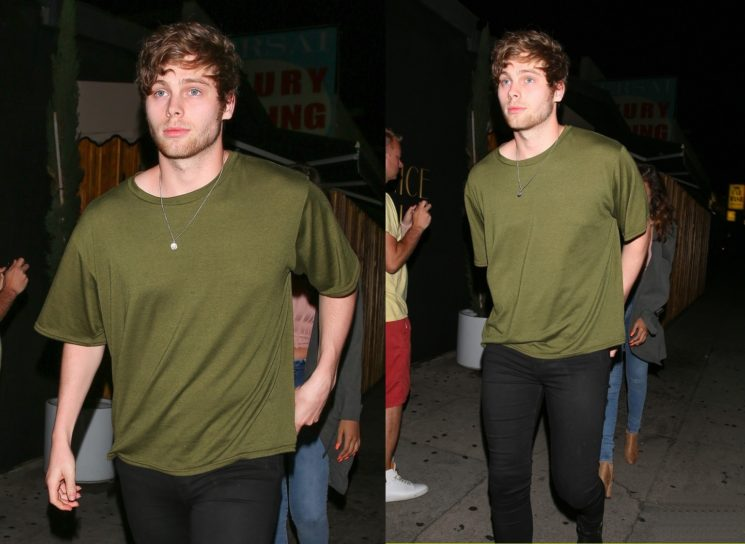 Outfit do dia #16: Luke Hemmings