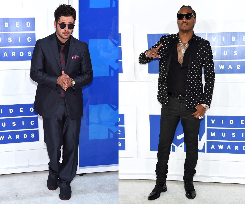 red carpet, vmas 2016, MTV Video Music Awards, moda masculina, menswear, blogger, alex cursino, moda sem censura, mens, dicas de moda, look, dress 5