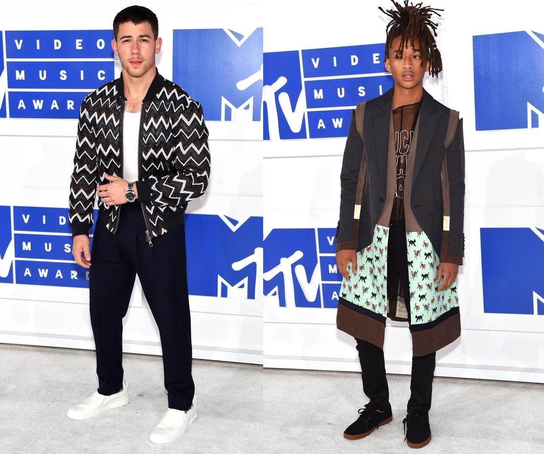 red carpet, vmas 2016, MTV Video Music Awards, moda masculina, menswear, blogger, alex cursino, moda sem censura, mens, dicas de moda, look, dress 6
