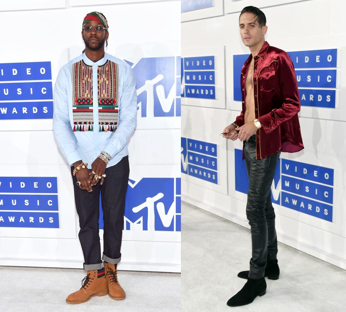 red carpet, vmas 2016, MTV Video Music Awards, moda masculina, menswear, blogger, alex cursino, moda sem censura, mens, dicas de moda, look, dress 7