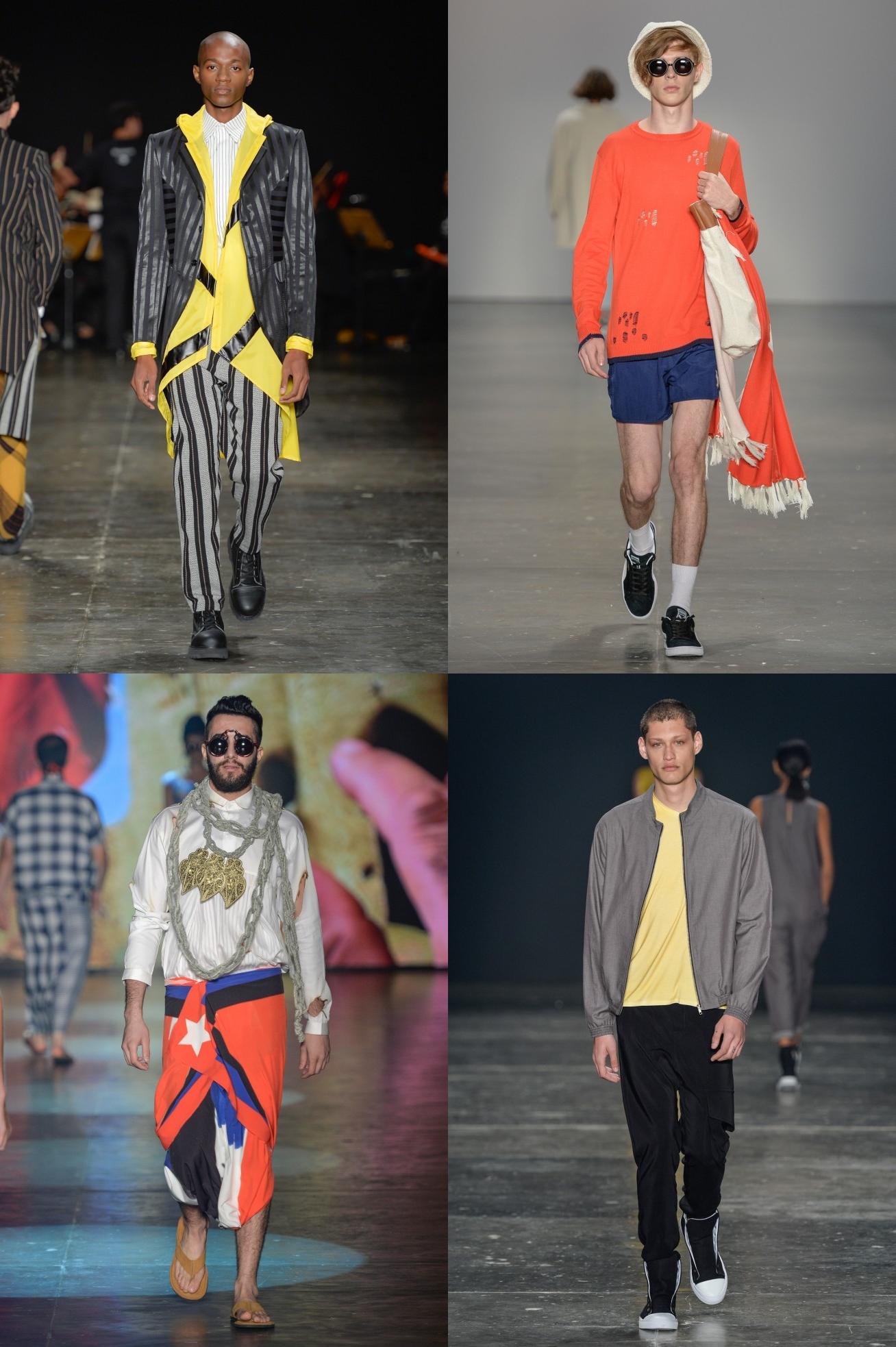 7 tend ncias masculinas do ver o 2017 moda sem censura