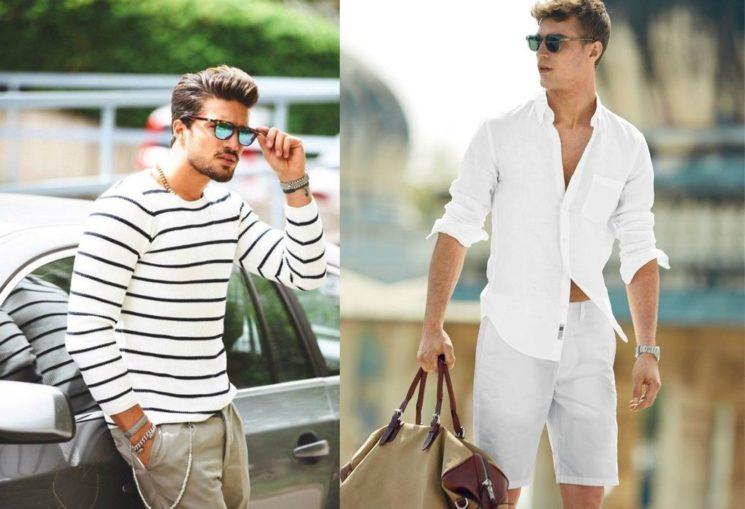 Como usar 21 tendências masculinas do Verão 2017