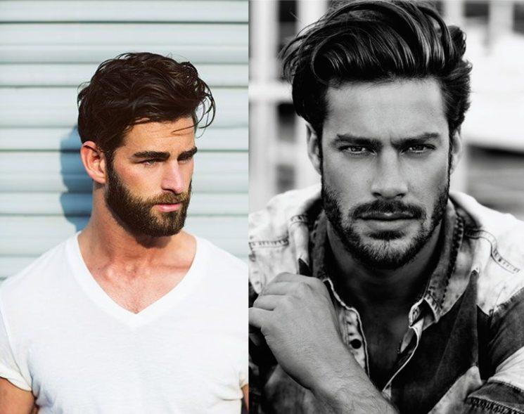 Como fazer penteado masculino volumoso