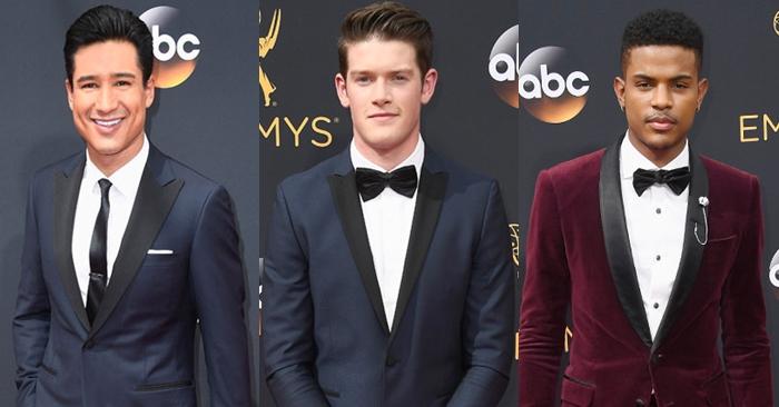Os melhores looks masculinos do Emmy Awards 2016