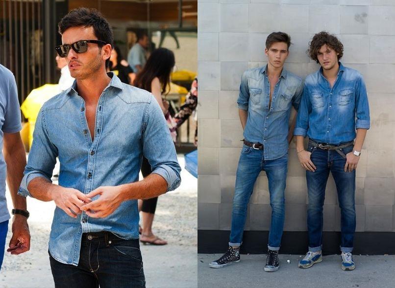 18 maneiras diferentes de usar o total jeans masculino
