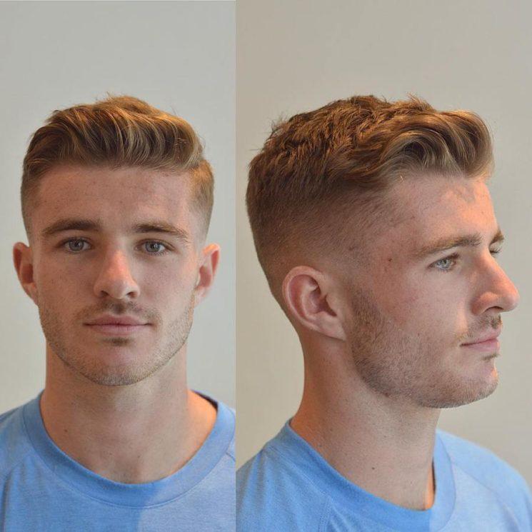 10 cortes masculinos para cabelos curtos
