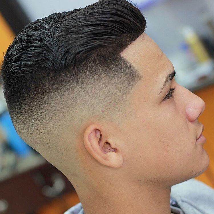 Cortes de cabelo masculino curto com degrade