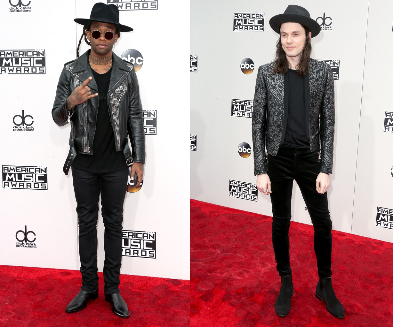 american-music-awadrs-red-carpet-look-masculino-traje-de-gala-dicas-de-estilo-dicas-de-moda-alex-cursino-moda-masculina-moda-sem-censura-influencer-menswear
