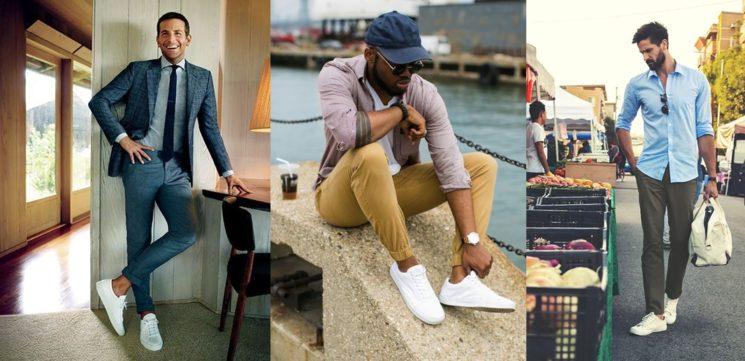 5 calçados masculinos para investir