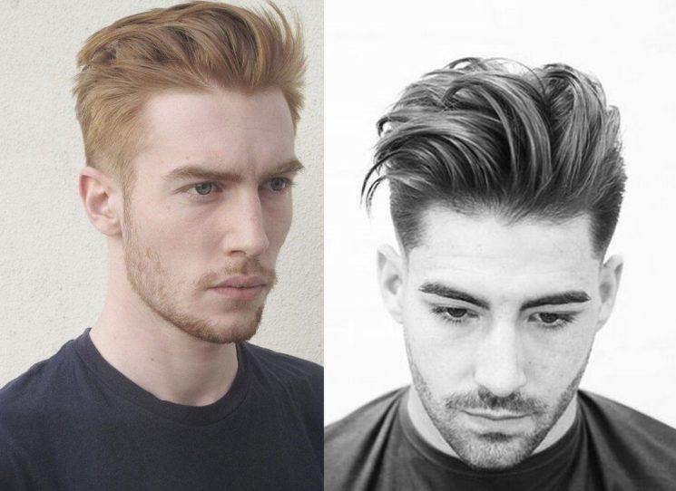 Como fazer penteado masculino retrô