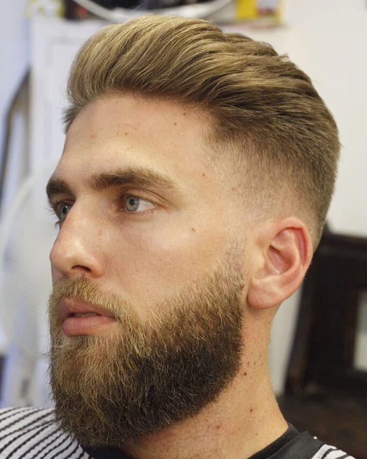 6 Cortes De Cabelo Para Quem Tem Barba Alex Cursino Blog